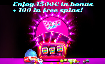 Welcome Bonus €1.500 + 100 Wager cash spins!